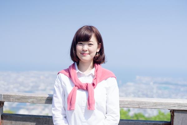 徳島在住歌手、福富弥生